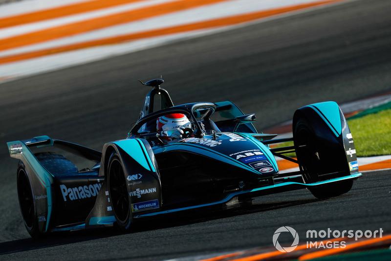 Nelson Piquet Jr., Jaguar Racing, I-Type 3