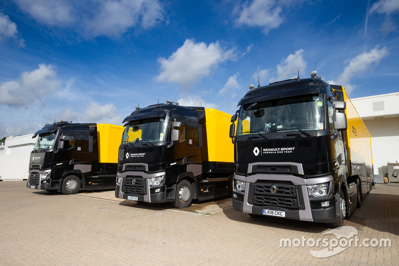 Вантажівки Renault