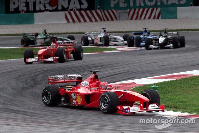 2000 Malaysian Grand Prix