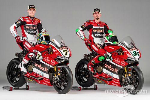 Aruba.it Racing-Ducati SBK Team