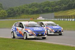 Beijing Hyundai Race car