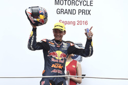 Podium: 3. Bo Bendsneyder, Red Bull KTM Ajo