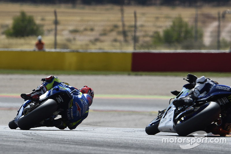Maverick Maverick Viñales, Team Suzuki Ecstar MotoGP