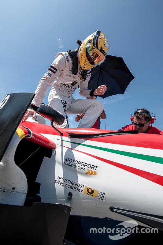Maximilian Günther, Prema Powerteam, Dallara F312 - Mercedes-Benz