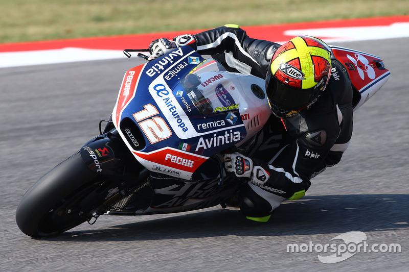 21. Javier Fores, Avintia Racing