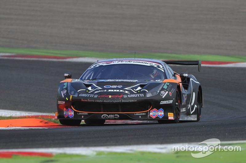 Ferrari 488-S.GT3 #46, Black Bull Swisse Racing, Venturi-Gai
