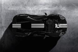 Ford GT '66 Heritage Edition met eerbetoon aan Le Mans-zege