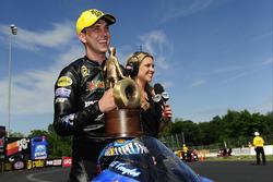Pro Stock Motorcycle winner LE Tonglet