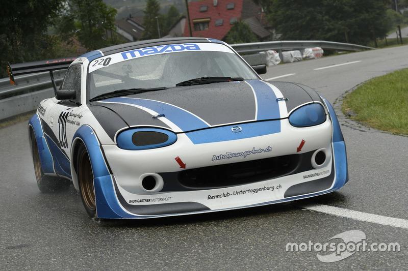 Daniel Baumgartner, Mazda MX-5 Coupé, RCU