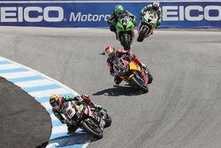 Alex de Angelis, Team Pedercini, Jake Gagne, Honda World Superbike Team, Randy Krummenacher, Puccetti Racing