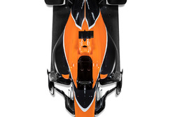 McLaren MCL32 central overview