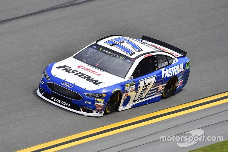 Рики Стенхаус-мл., Roush Fenway Racing, Ford