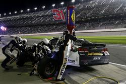 Pit stop, Ryan Newman, Richard Childress Racing Chevrolet
