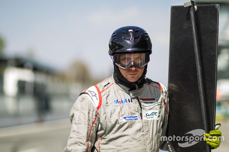 Teammitglied: Porsche Team