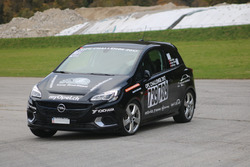Rolf Tremp, Opel Astra OPC, Auto Bollhalder, Gara 1