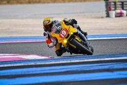 #19 Girls Racing Team, Yamaha: Amandine Creusot, Jolanda van Westrenen, Muriel Simorre, Sabine Holbrook