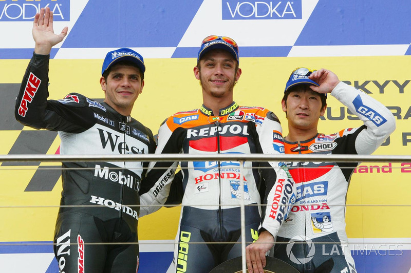 #24 GP d'Australie 2002