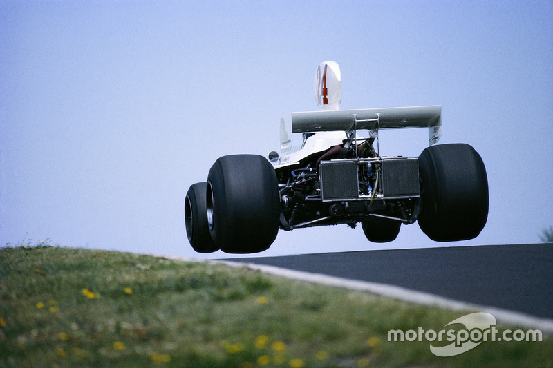 1975 - James Hunt, Hesketh Ford