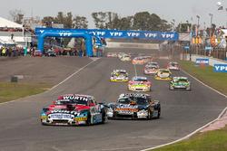 Juan Martin Trucco, Elio Craparo, Eduarco Bracco, JMT Motorsport Dodge, Josito Di Palma, Javier Jack