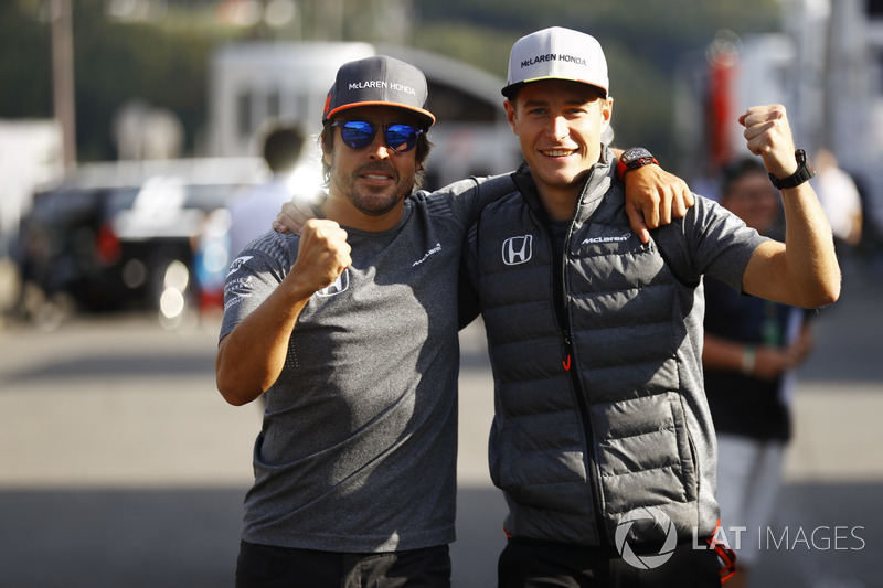 McLaren     Media de edad:  30.5 años  Suma de edad: 61 años