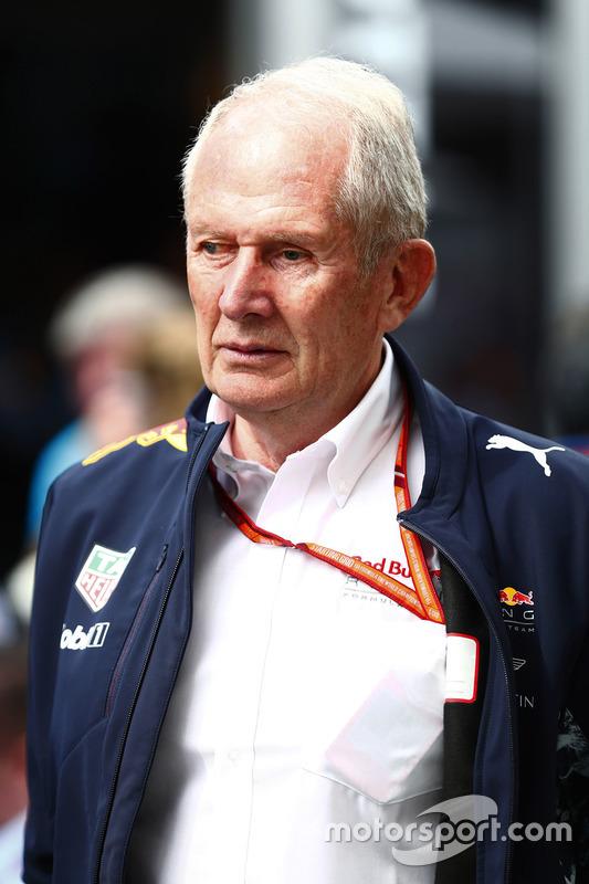Helmut Marko, Red Bull, Motorsportberater