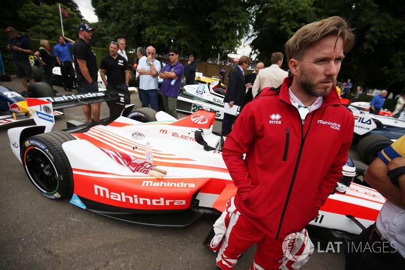 Nick Heidfeld, Mahindra Formula E