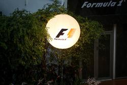 Шар с эмблемой Ф1