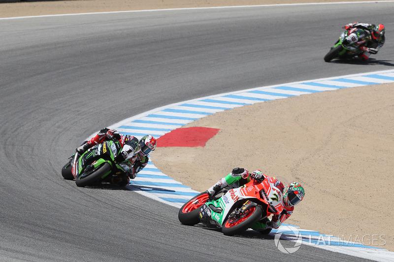 Чаз Девіс, Ducati Team, Джонатан Рей, Kawasaki Racing, Том Сайкс, Kawasaki Racing