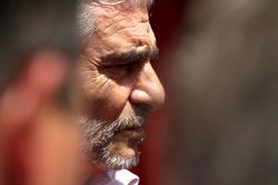 Керівник команди Ferrari Макріціо Аррівабене