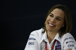 Teamchefin Claire Williams, Williams