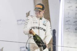 Valtteri Bottas, Mercedes, tercero
