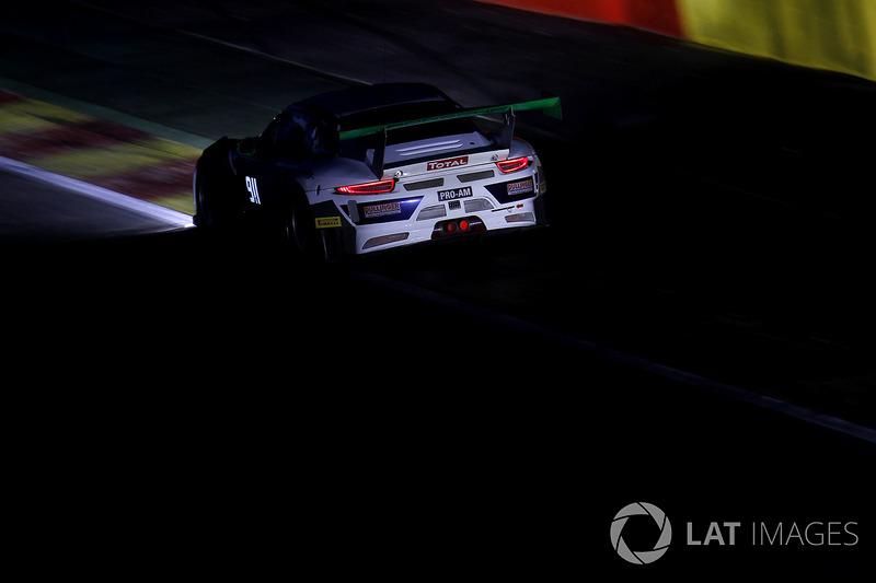 #911 Herberth Motorsport Porsche 991 GT3 R: Юрген Херінг, Альфдред Ренауер, Роберт Ренауер, Марк Ліб