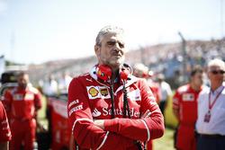 Maurizio Arrivabene, Teambaas, Ferrari