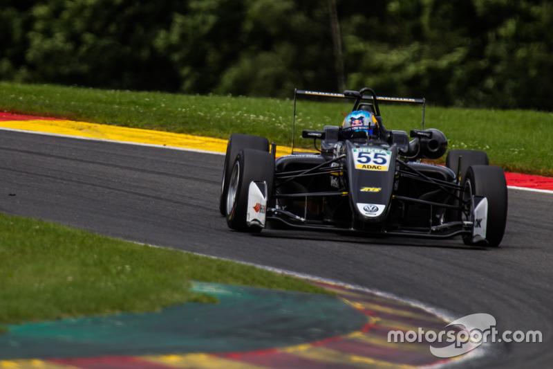 Давід Бекман, Motopark, Dallara F317 - Volkswagen
