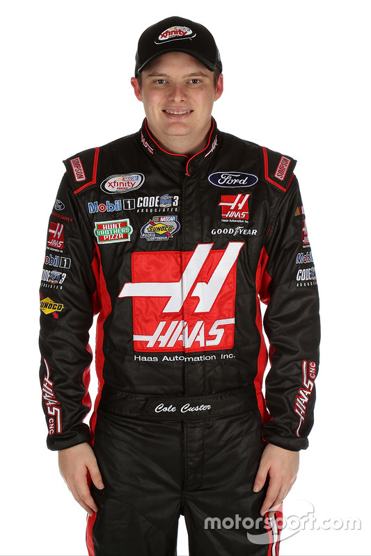 Cole Custer, Stewart-Haas Racing