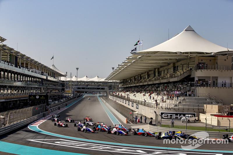 Santino Ferrucci, DAMS,Steijn Schothorst, Campos Racing