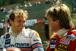 Stefan Bellof, Tyrrell Racing ve Manfred Winkelhock, ATS