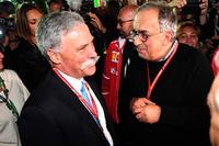 Chase Carey, Formel1-Chef, Sergio Marchionne, Ferrari-Präsident