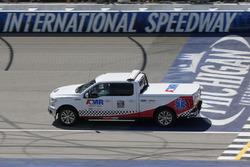 Streckensicherungsfahrzeug: Ford Truck