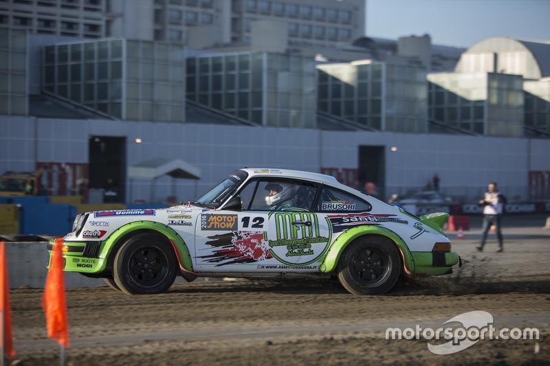 Simone Brusori, Porsche 911