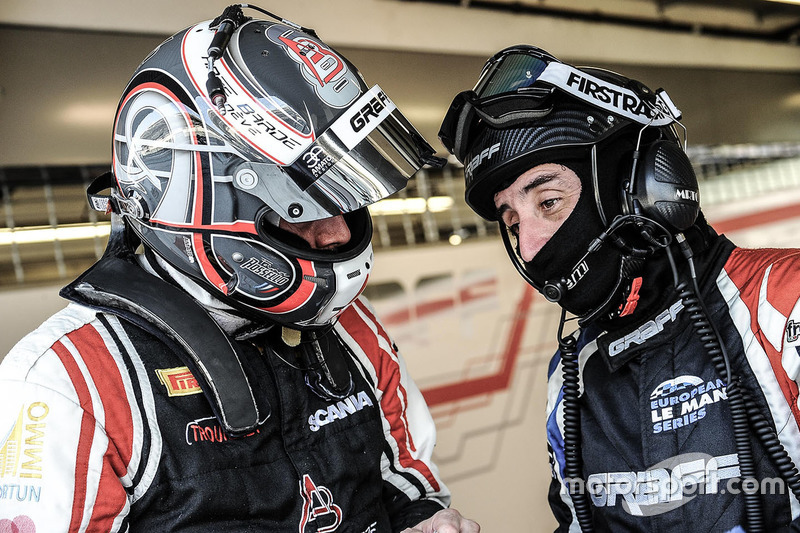 Fabrice Rossello, Graff Racing