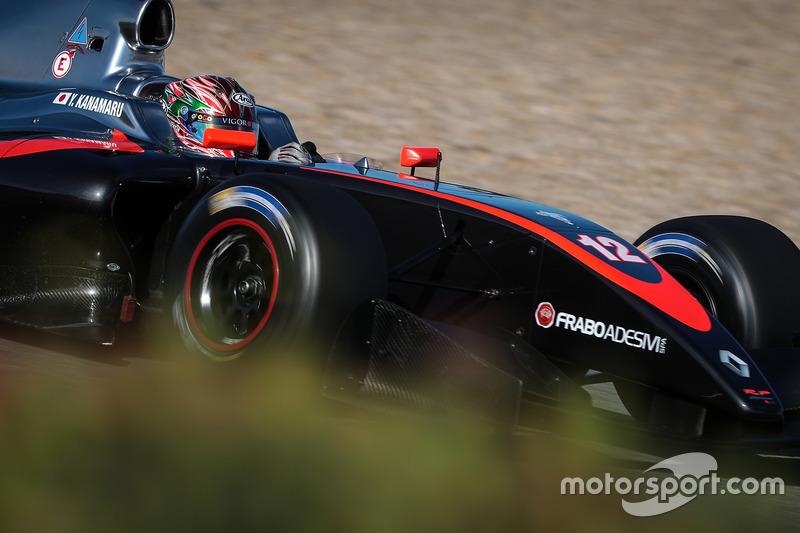 Jerez March testing
