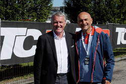 Marcello Lotti and Gabriele Tarquini