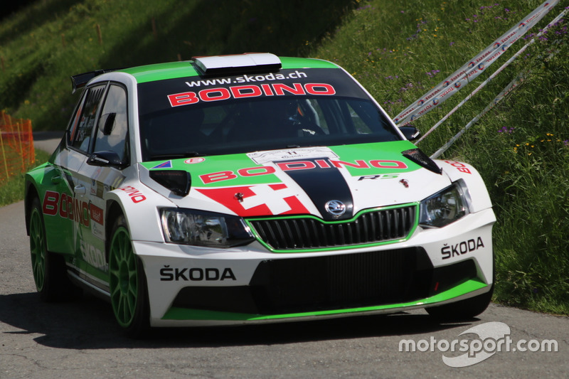 pierre manuel jenot slo skoda fabia r5 race art technology rallye du chablais photos. Black Bedroom Furniture Sets. Home Design Ideas