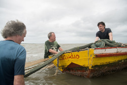 Jeremy Clarkson, Richard Hammond, James May in Mozambique