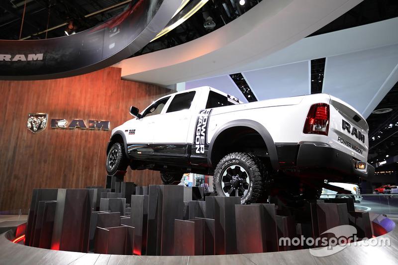 Dodge Ram Op North American International Auto Show Detroit