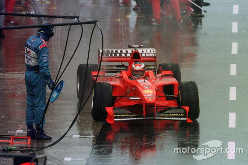 1998 Brit GP