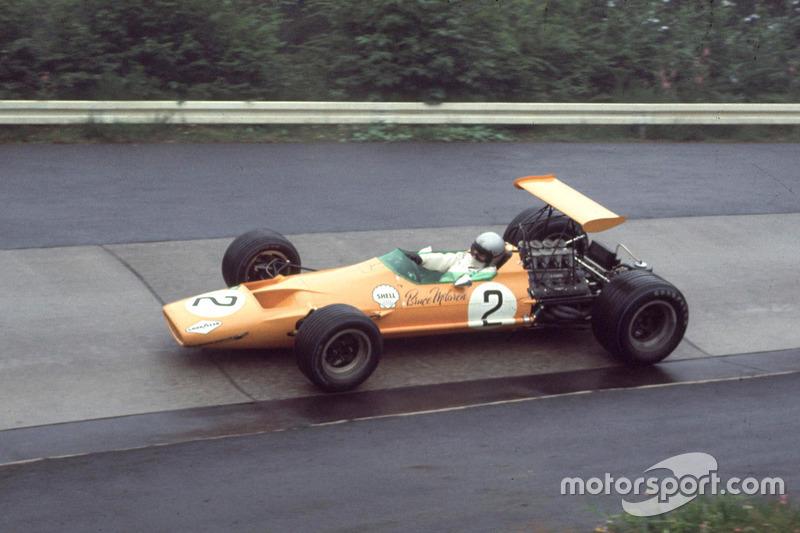 Bruce McLaren, McLaren M7A (1968-1970)