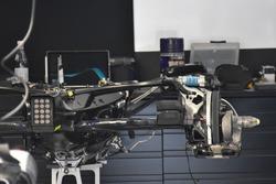 Mercedes-Benz F1 W08, trasmissione