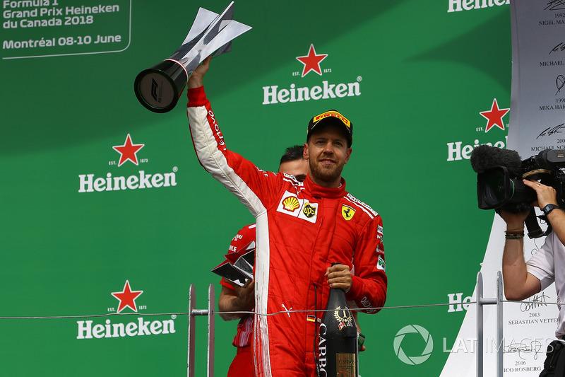 GP de Canadá: una victoria histórica